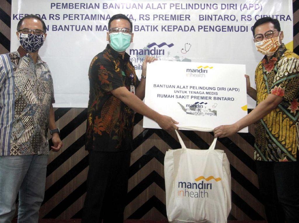 Bantuan Alat Medis untuk Rumah Sakit