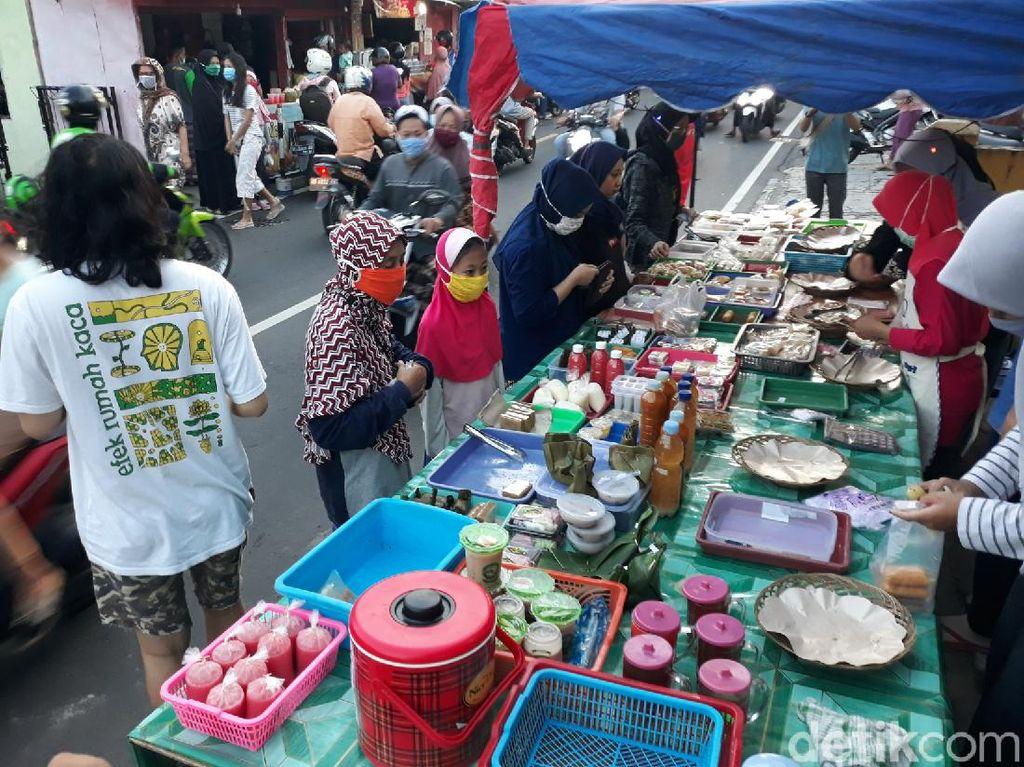 Yogyakarta Perbolehkan Pasar Sore Takjil Ramadhan 2021, Asal...