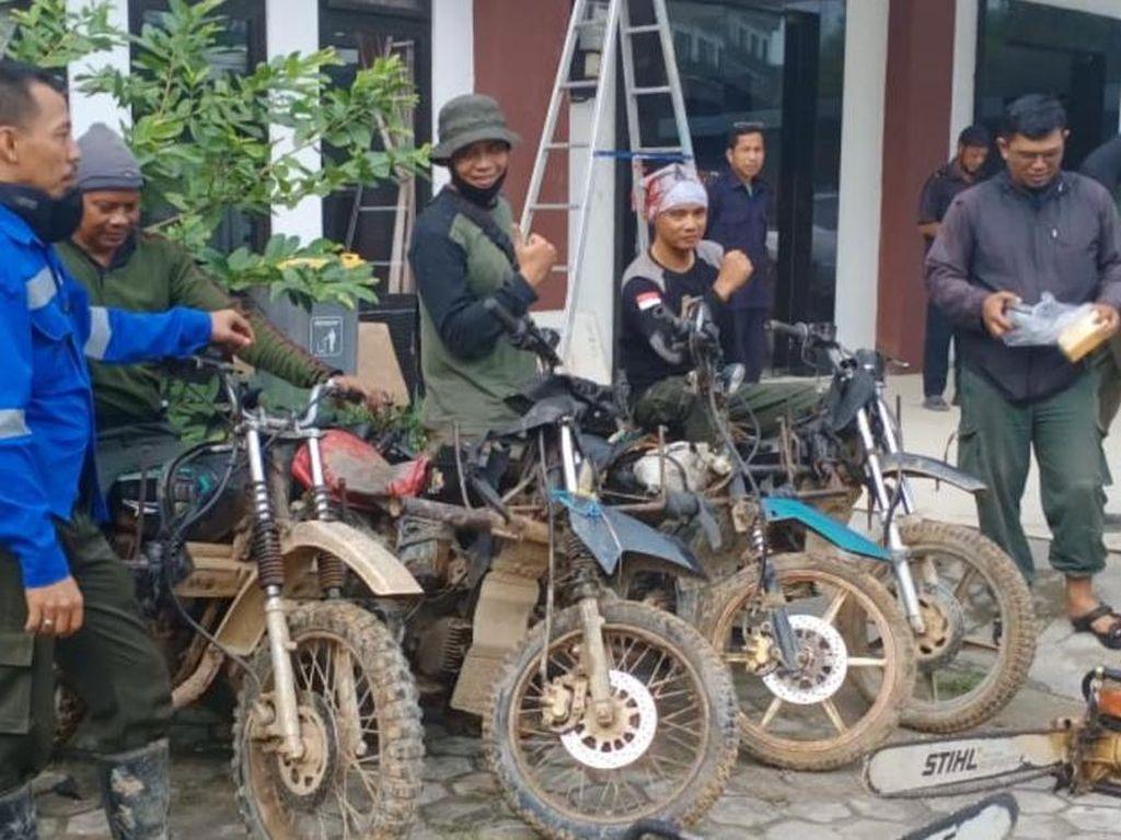 Masih Ada Penambang Ilegal di Bukit Soeharto, Petugas Intensifkan Patroli