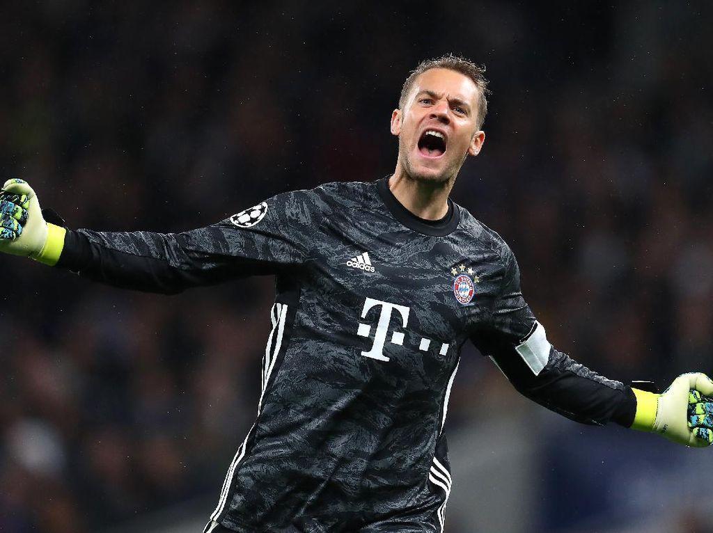 Neuer Tetap No 1, Persaingan Kiper Bayern Kian Panas Musim Depan