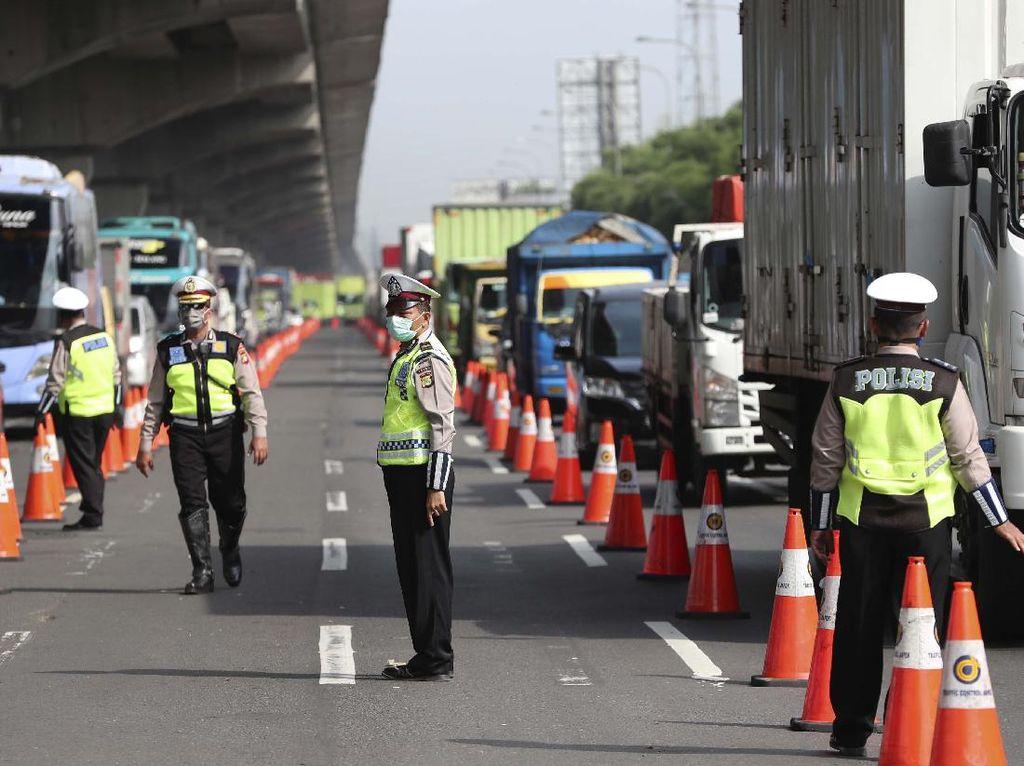 Polda Metro-Pemprov DKI Rapat Koordinasi soal Penyaringan Arus Balik