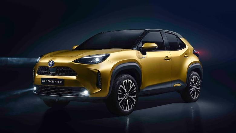 Toyota mengumumkan peluncuran Yaris Cross