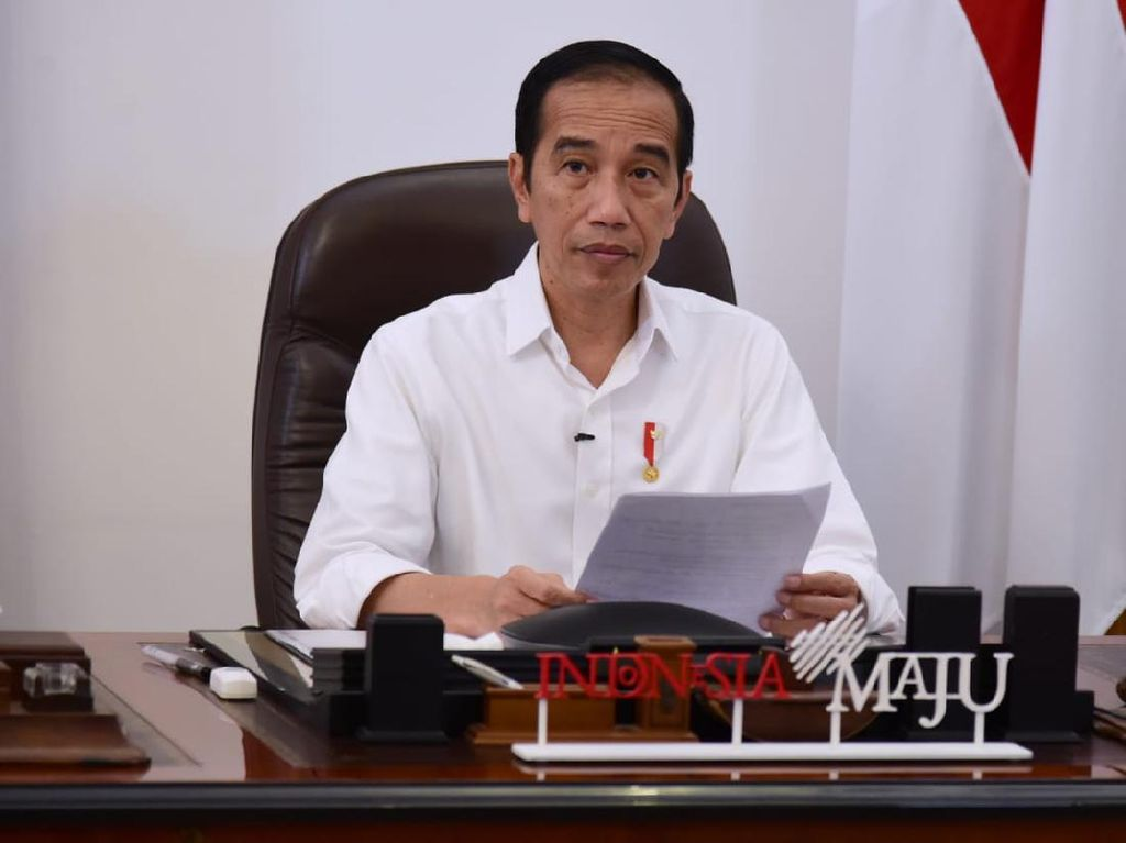 Dua Sorotan Jokowi ke Kementerian Kesehatan: Anggaran dan Santunan