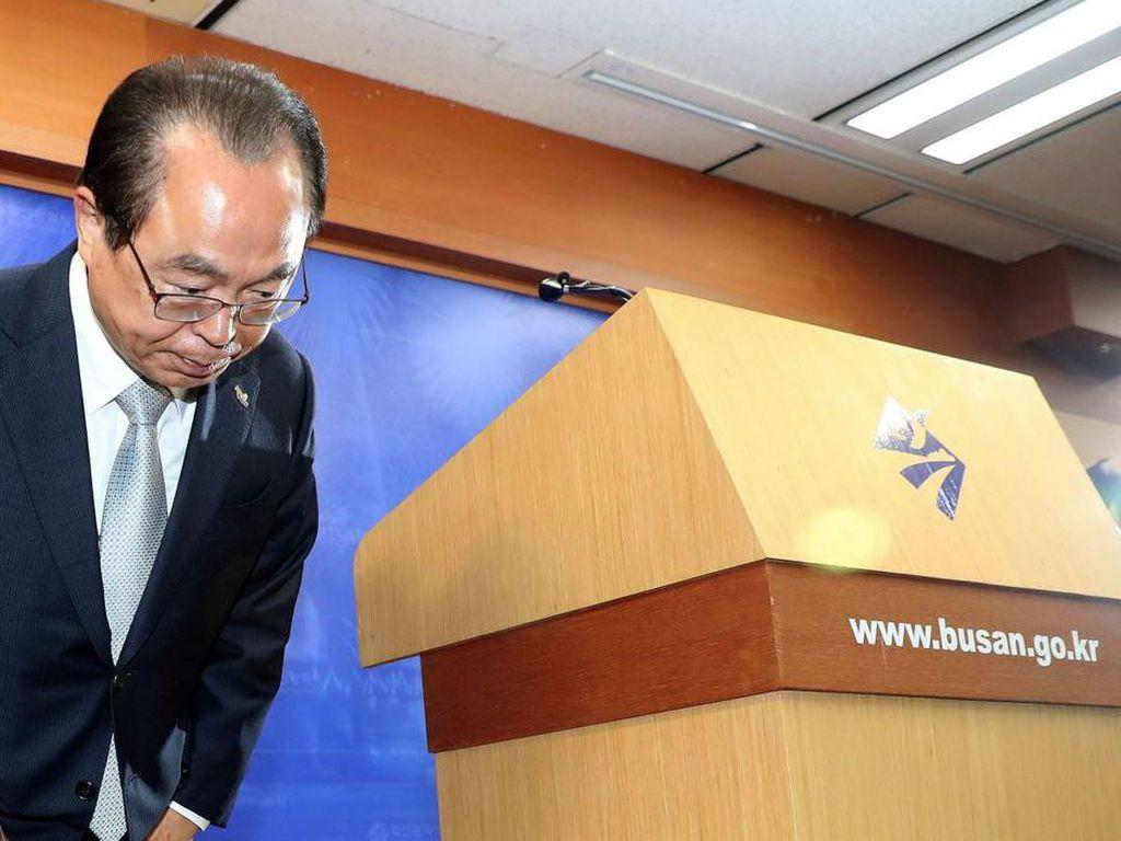 Wali Kota di Korea Selatan Mundur karena Pelecehan Seksual