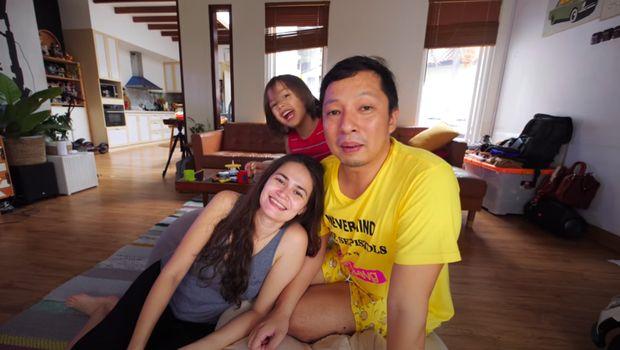 Ringgo Agus Rahman & Sabai Dieter