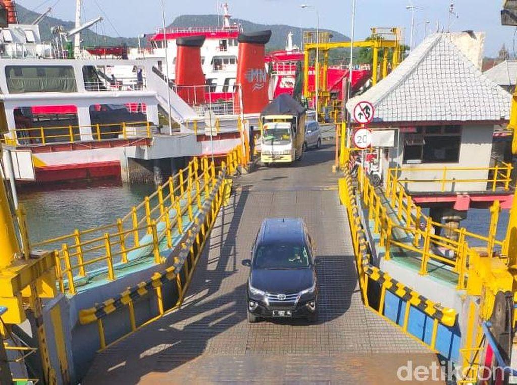 Ada Larangan Mudik, Pelabuhan ASDP Ketapang-Gilimanuk Masih Normal