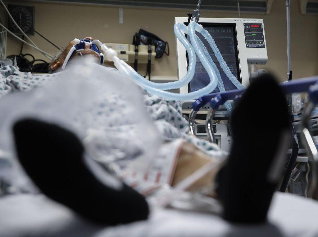 250 Ventilator Asal China Diklaim Dokter Inggris Bermasalah dan Tak Aman