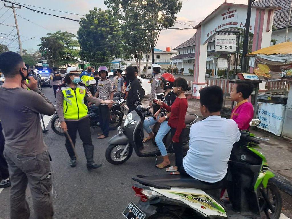Balapan Liar Sudah Biasa, Sekarang Muncul Balap Lari Liar di Jalanan