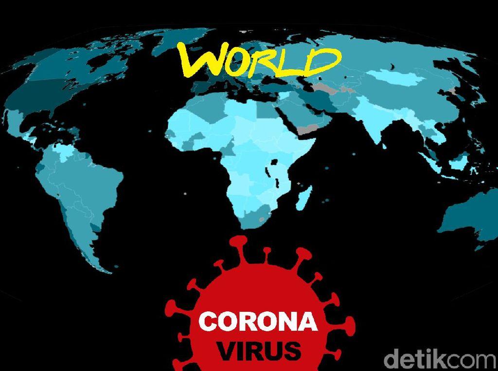 1.250 WNI di Luar Negeri Kena Corona: 833 Sembuh, 311 Masih Dirawat
