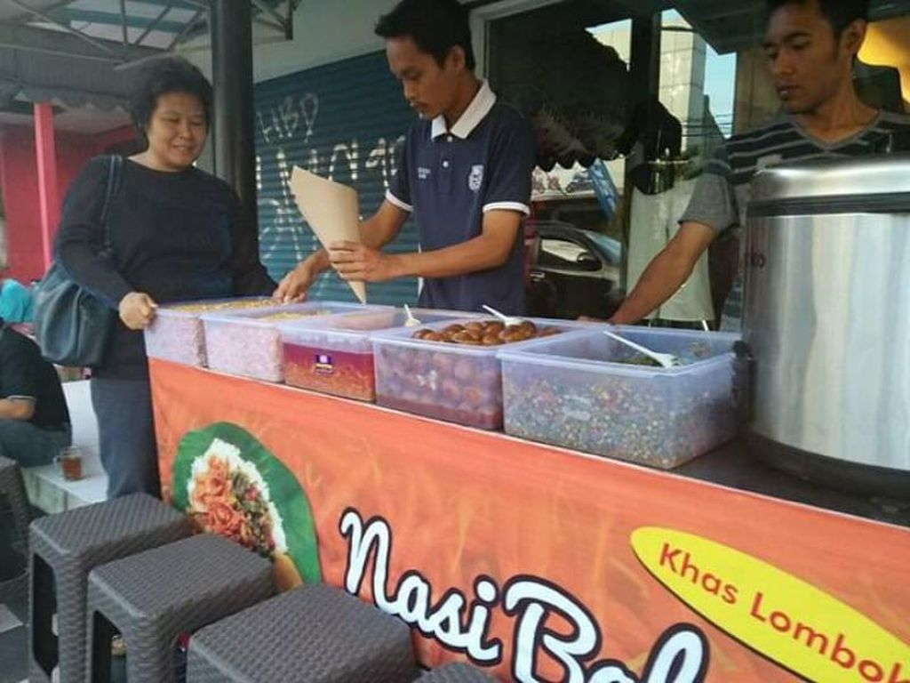 Tempat Makan Nasi Balap di Yogyakarta