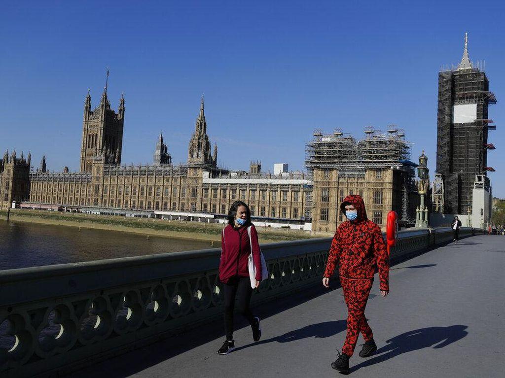 Ahli Yakini Kemungkinan Virus Corona Mewabah di Inggris Sejak Desember