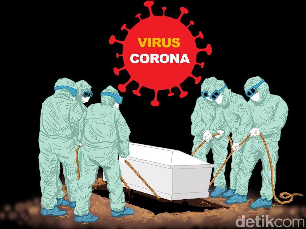 Cegah Penolakan Jenazah, Jabar Siapkan 57 Titik Pemakaman Khusus Corona