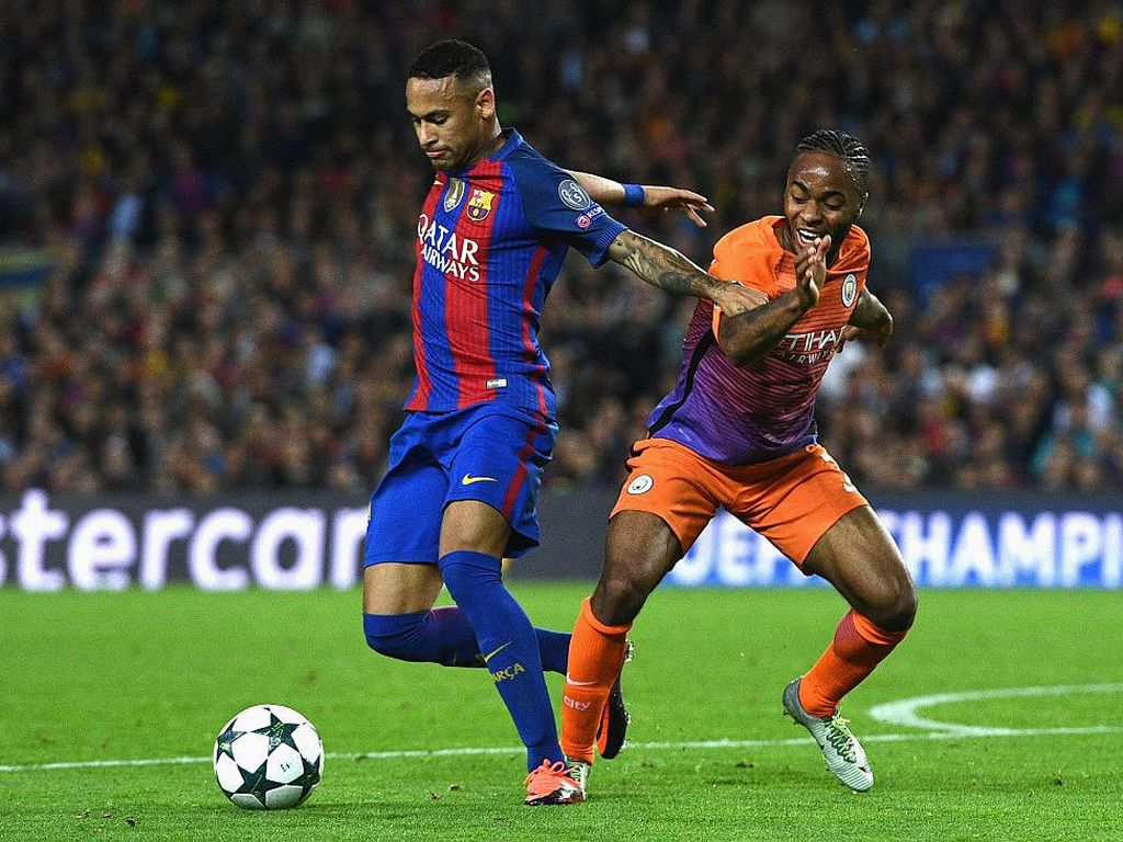 Sterling Impikan Jersey Lionel Messi