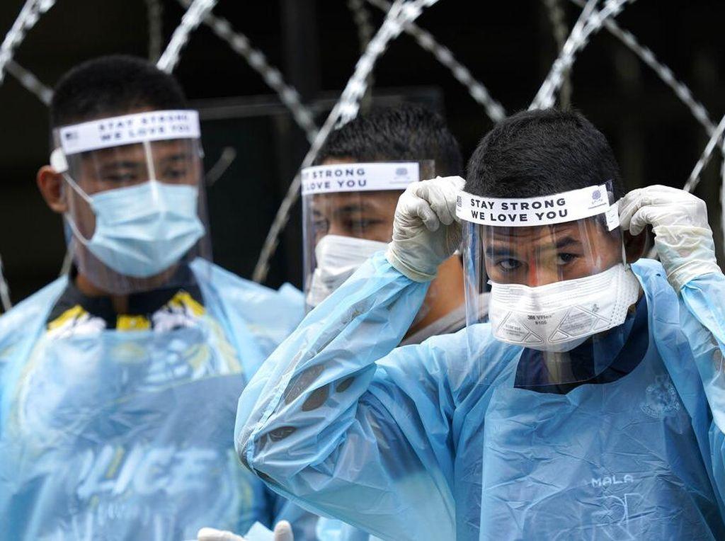 Malaysia Sebut 70 Persen Kasus Impor Corona Berasal dari Indonesia