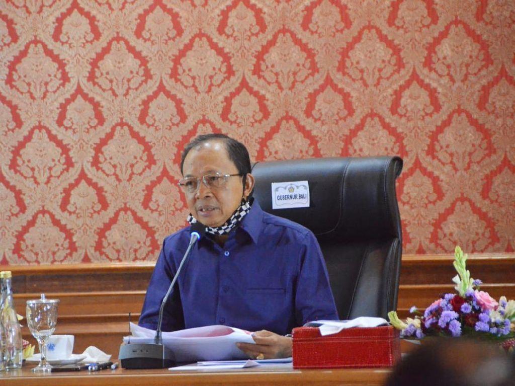 Tak Pakai PSBB, Gubernur Koster Ungkap 3 Level Strategi Lawan Corona di Bali