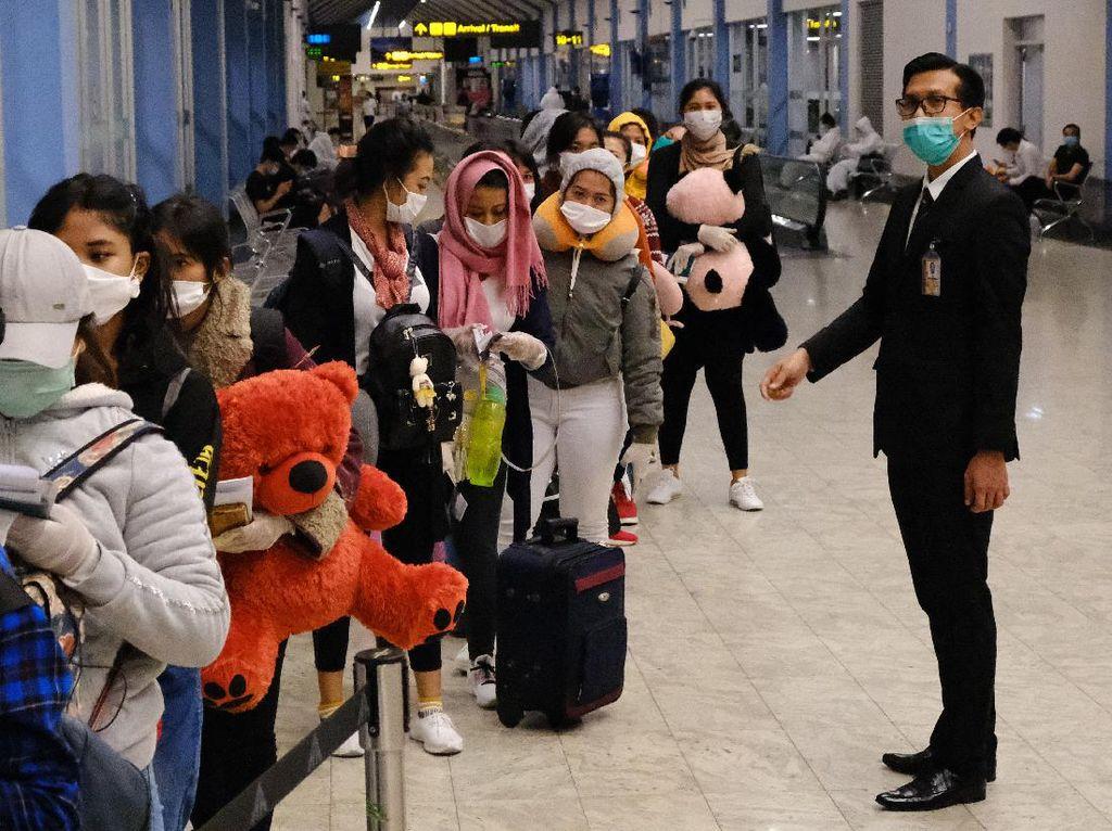 Program Amnesti Oman, 112 PMI Dipulangkan ke Indonesia