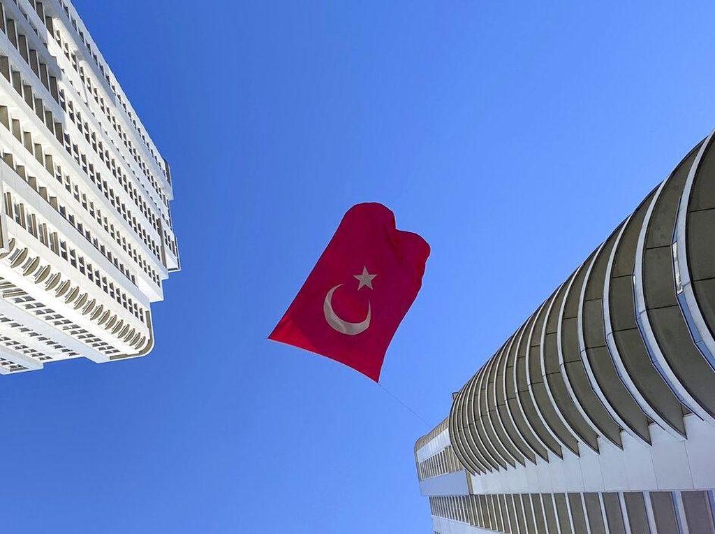 Rekor Corona Pecah di Turki Saat 30 Ribu Kasus Tercatat Sehari