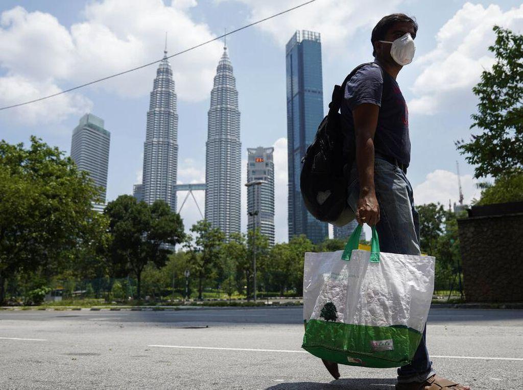 Baru Lagi, Malaysia Temukan 2 Kasus Corona Varian B1525