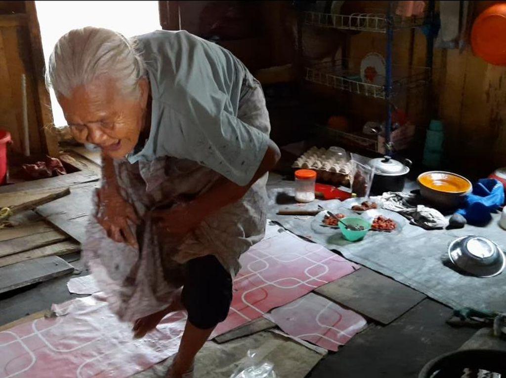 Pemkot Jambi: Nenek Khalijah Sudah Masuk Daftar Penerima Bansos Lansia