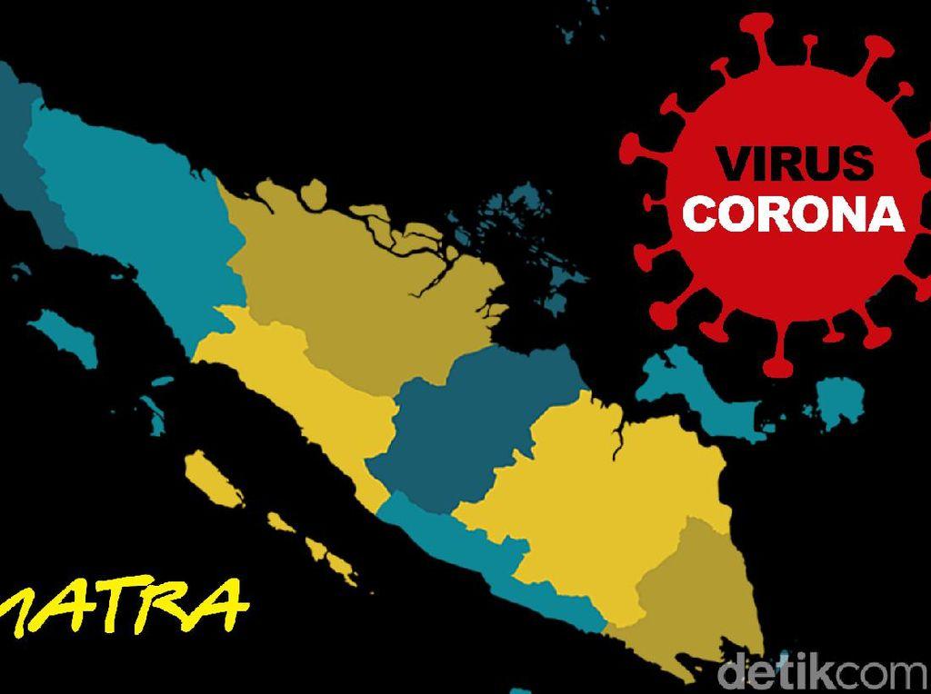 Sumatera Tertinggi, Ini Persentase Kasus Aktif di RI Per 6 September