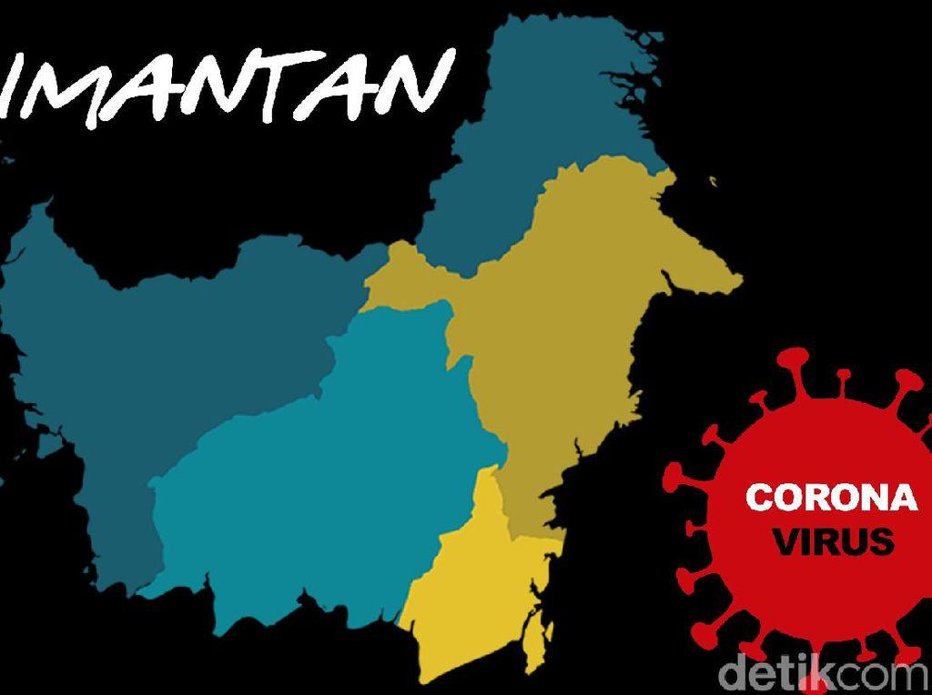 Hanya Kalimantan Barat Laporkan Nihil Kasus Baru Corona 28 Desember