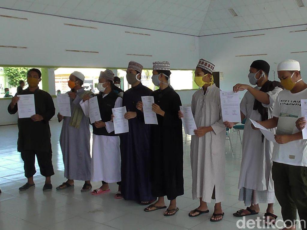 Negatif Tes Swab, 12 Jemaah Tablig Gorontalo Alumni Ijtima Gowa Dipulangkan