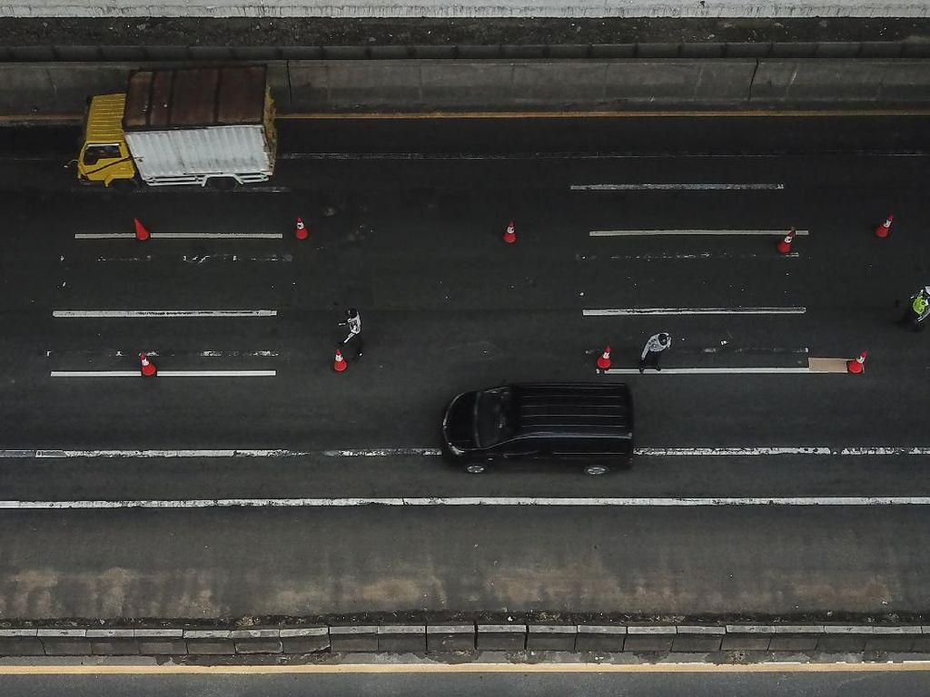 Truk Logistik Boleh ke Luar Kota, Yakin Sopirnya Bebas Corona?