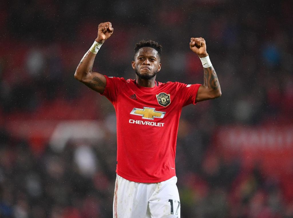 Fred Kini Jadi Nyawanya Manchester United