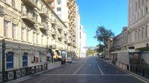 Kota Baku yang Sunyi & Sepi, Namun Berkesan di Hati