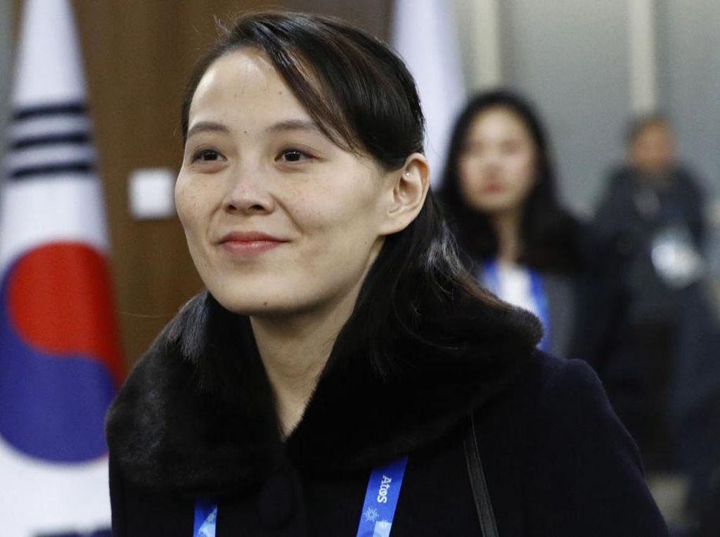 Adik Perempuan Kim Jong Un Sebut Korsel Burung Beo AS