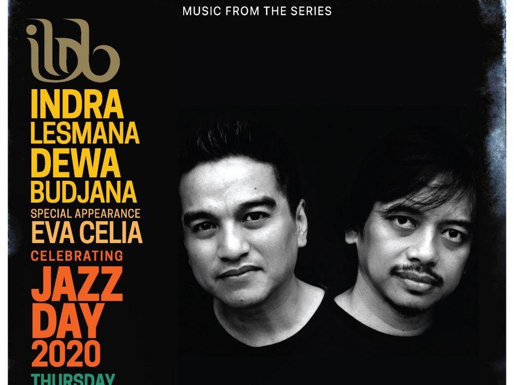 Indra Lesmana dan Dewa Budjana Gelar Konser Jazz Virtual 30 April