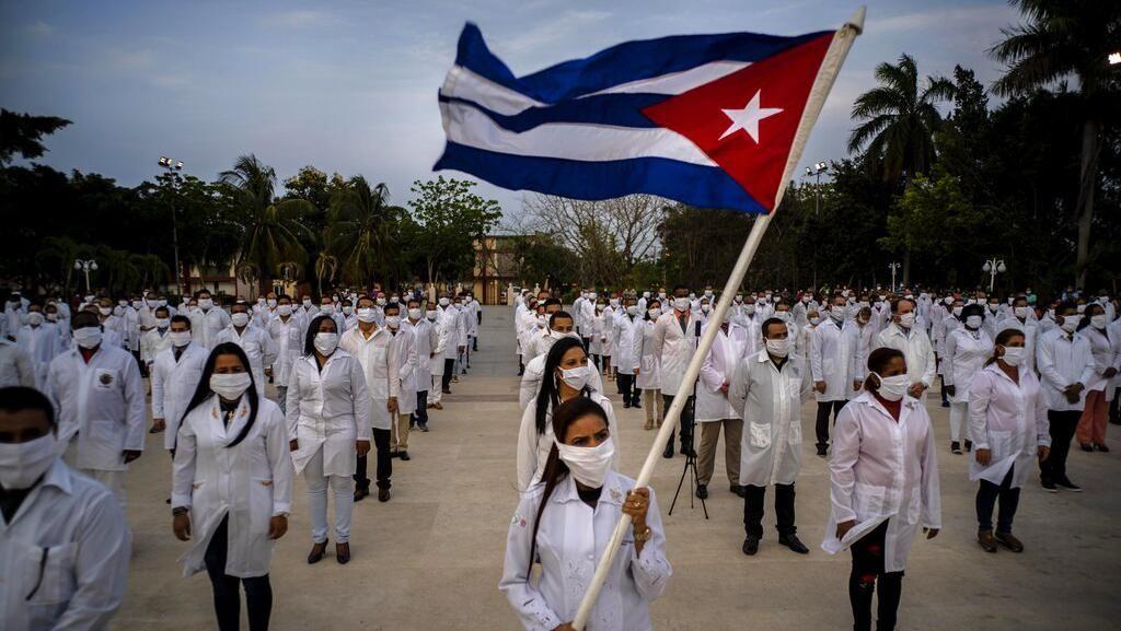 Kuba Kirim Tenaga Medis ke Afsel untuk Bantu Tangani Corona