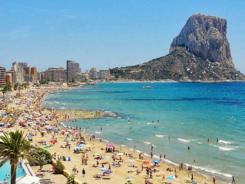 Ini Pantai Paling Sering Digoyang Gempa di Eropa
