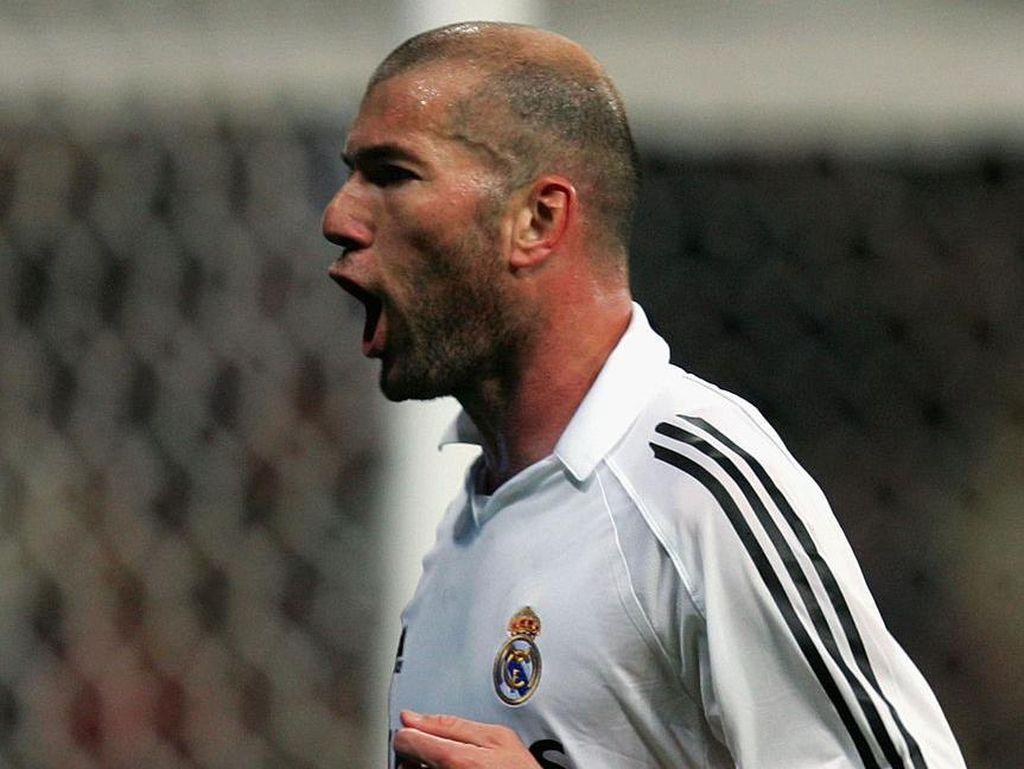 20 Pesepakbola Termahal Saat Gantung Sepatu, Zidane Nomor 1