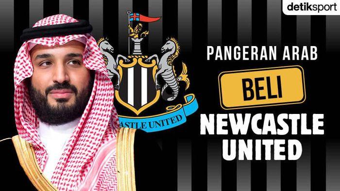 Pangeran Arab Mau Beli Klub Inggris