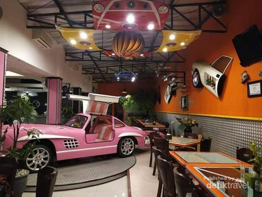 Love Exotic Cars, Replika Mobil Eksotik dari Sidoarjo