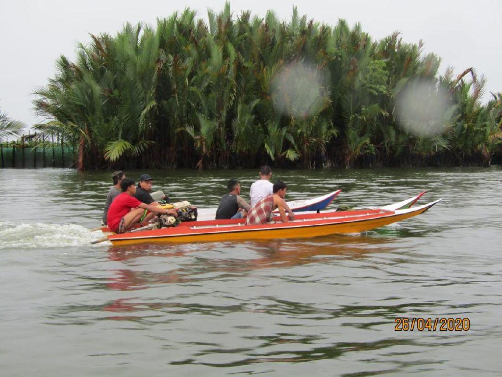 Perahu Nelayan Tabrakan di Luwu Timur, 1 Warga Pangkep Tewas