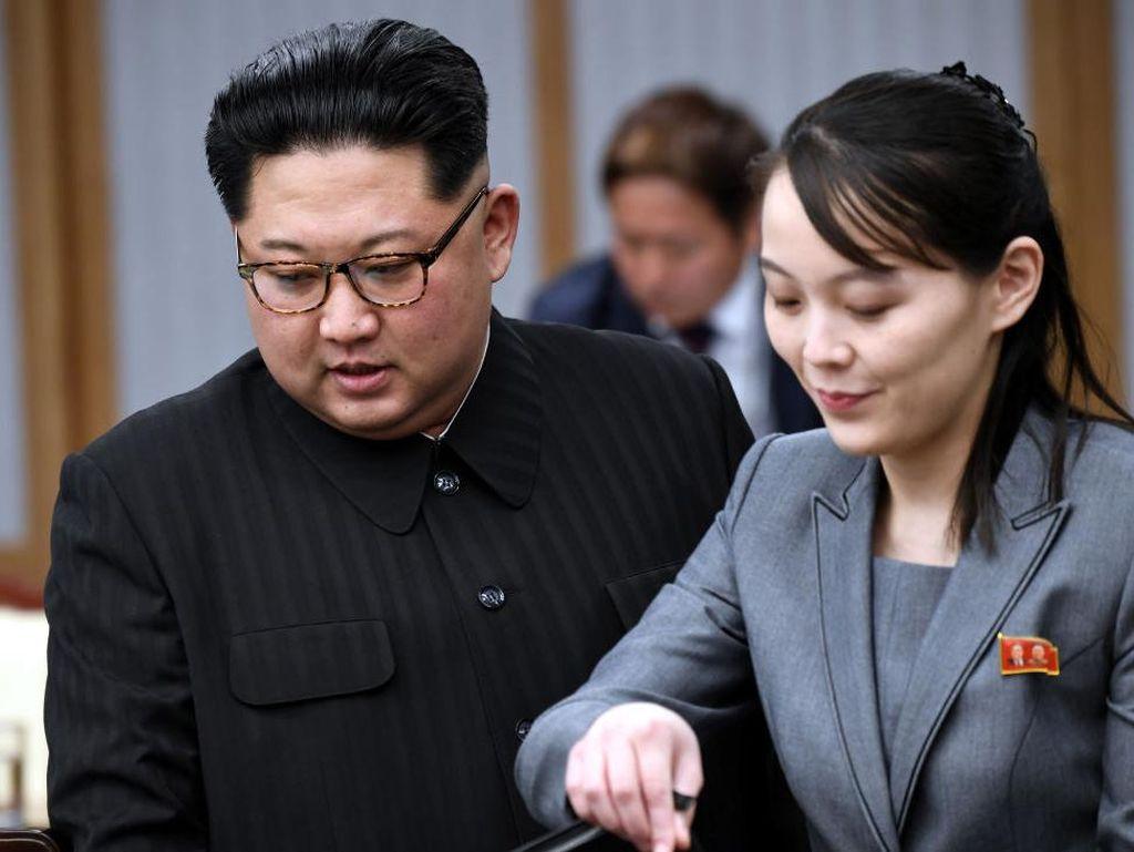Adik Perempuan Kim Jong Un Sebut Otoritas Korea Selatan Idiot