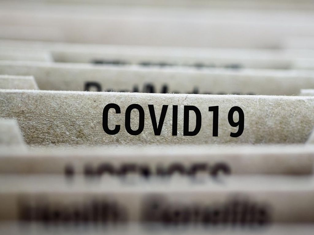 4 Petunjuk Ganjil Virus Corona, Gangguan Pendengaran hingga Kebotakan