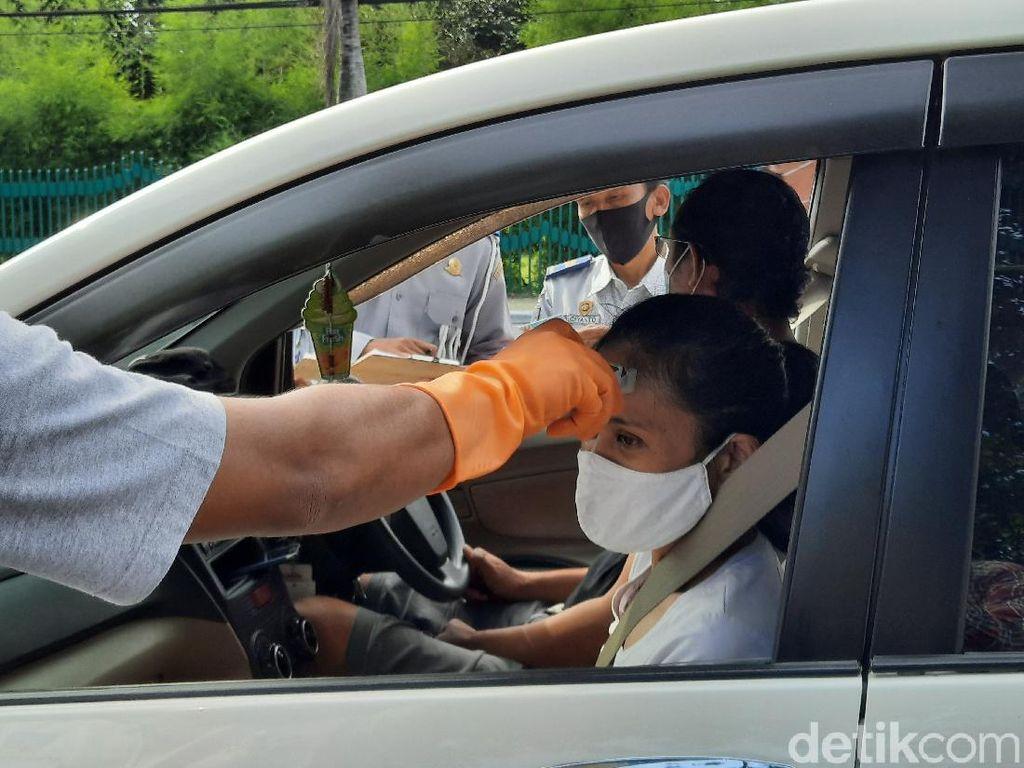 Polda DIY: 119 Kendaraan Pemudik Dihadang, Terbanyak dari Jabar-DKI