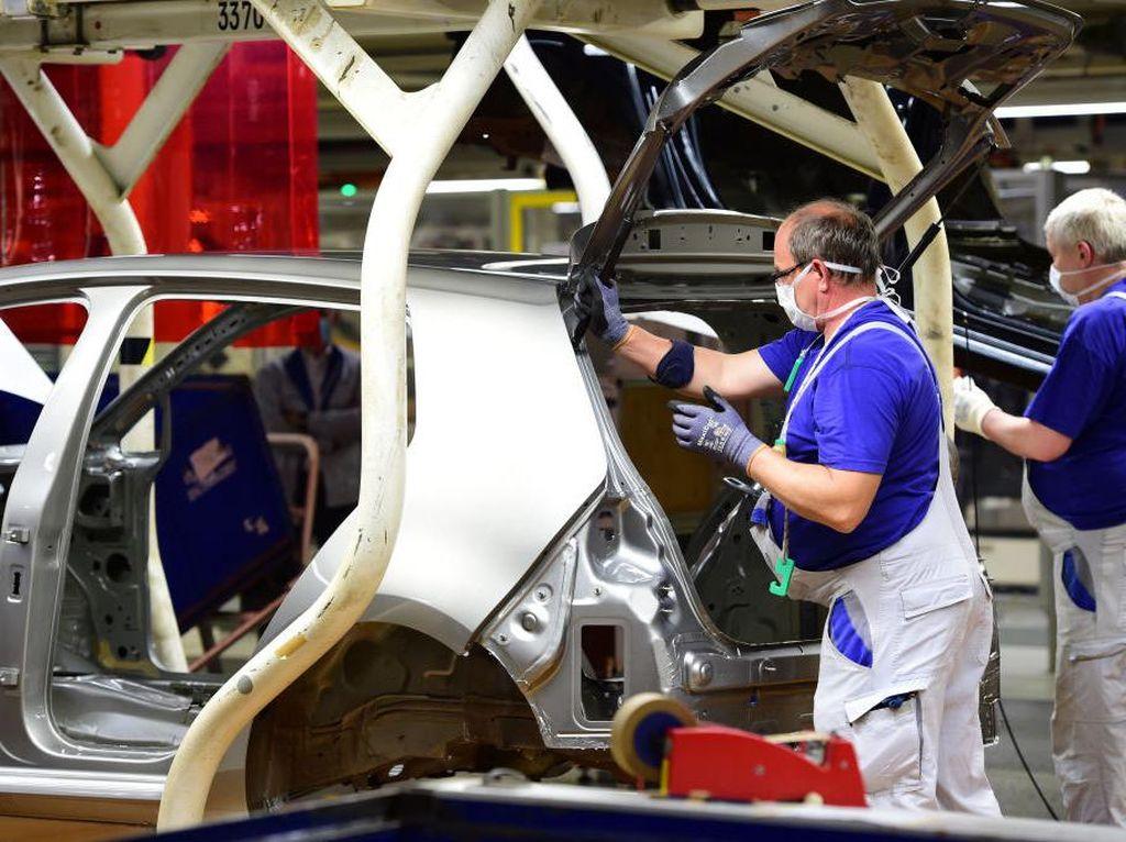 Buruh Usul Kerja 4 Hari Seminggu, VW Belum Kepikiran