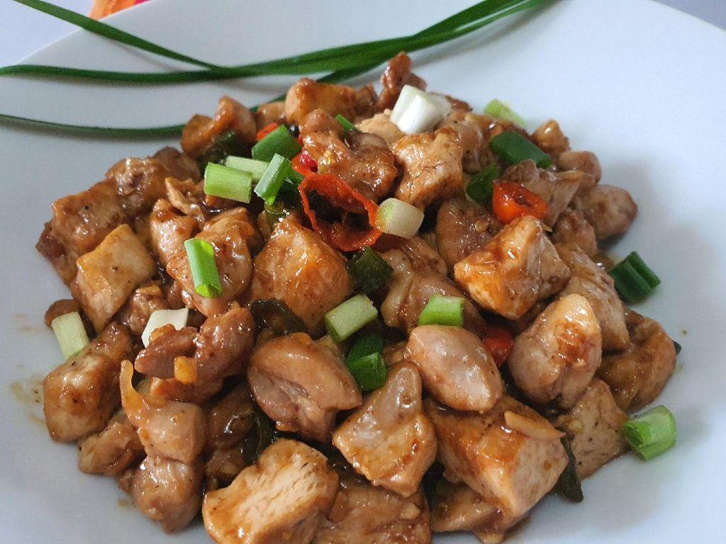 Resep Tumis Ayam dan Tofu yang Sedap Untuk Sahur