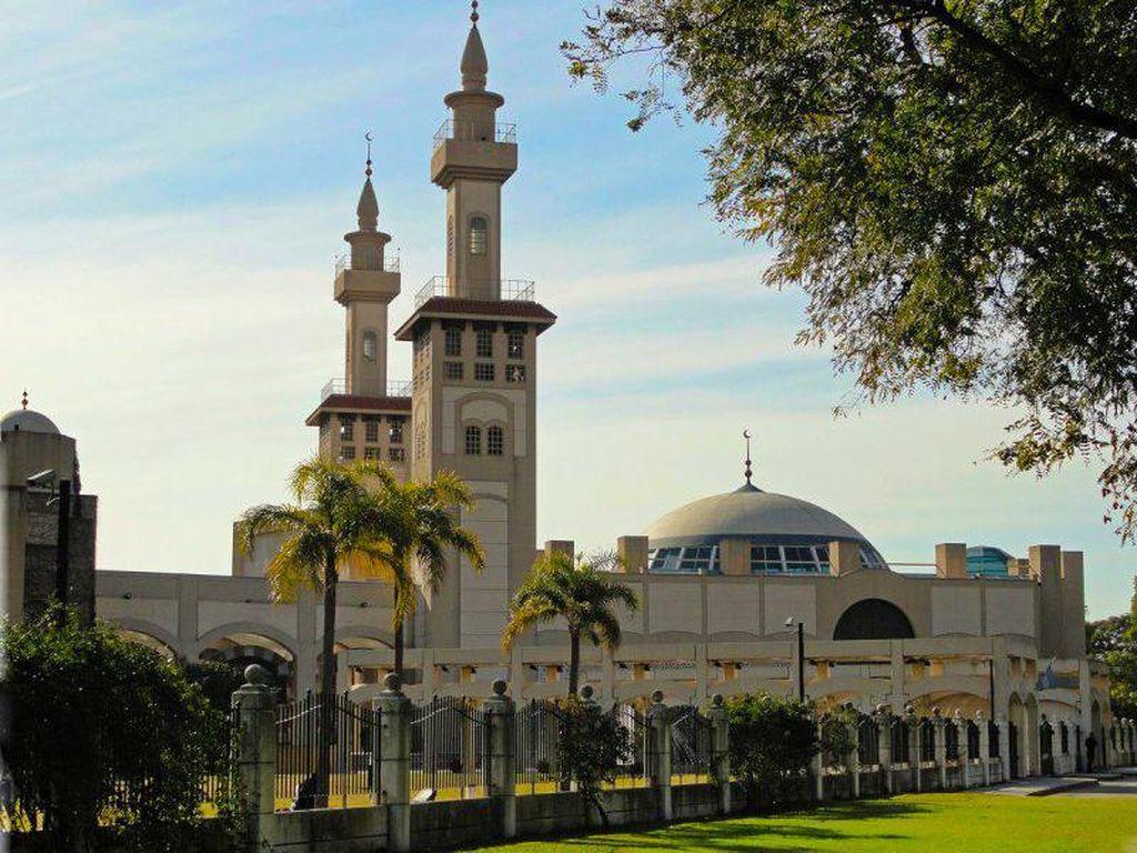 Mengenal Masjid Terbesar di Amerika Latin