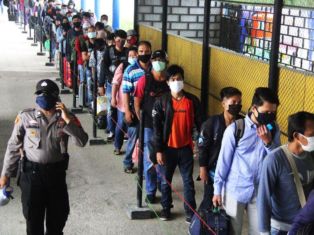 Per April, 798 TKI dari Malaysia Pulang ke Indonesia Lewat Dumai Riau