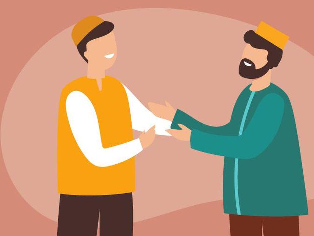 Khutbah Jumat Meningkatkan Ukhuwah Islamiyah