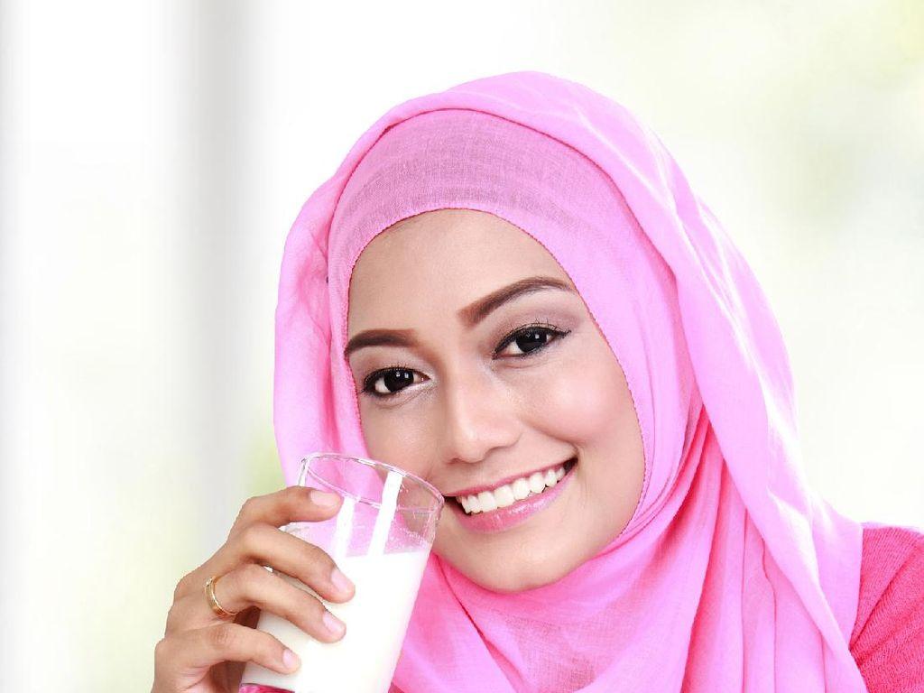 Manfaat Susu Almond Kurma, Minuman yang Jadi Tren Ramadhan Ini