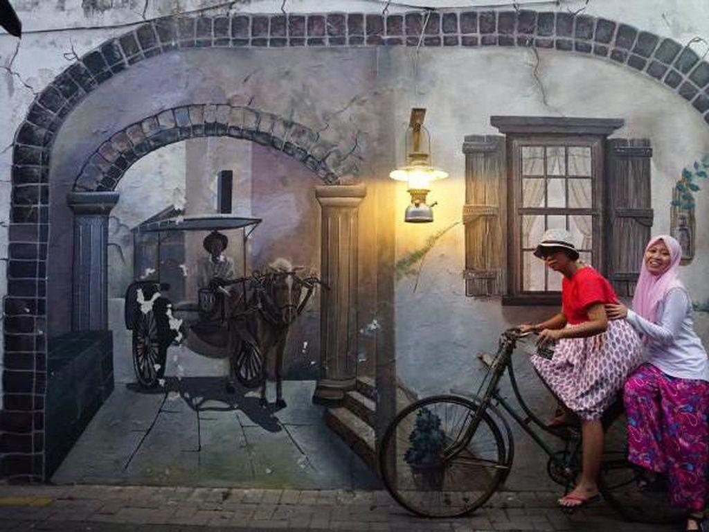 Kampung Vintage Cantik Ini Ada di Malang