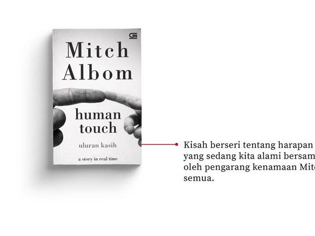 Penulis Mitch Albom Bagikan Cerita Gratis di Tengah Pandemi COVID-19