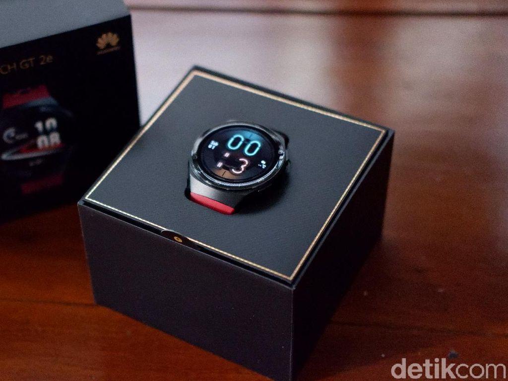 Cobain Huawei Watch GT 2e, Jam Trendi Buat Gaya Hidup Healthy
