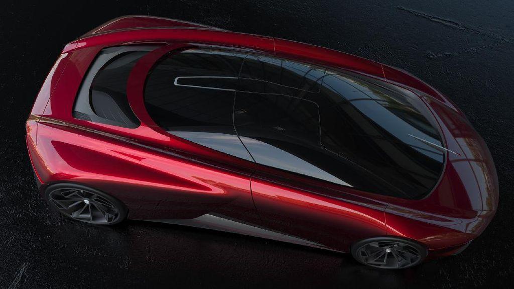 Desain Mazda 9 yang Bakal Jadi Rival Ferrari, Lamborghini dkk